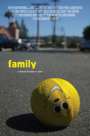 Poster for the film Family