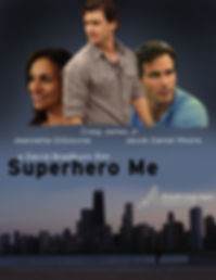 Superhero Me short film 2012