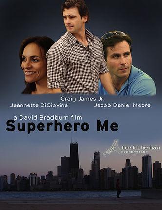 Superhero Me short film 2012