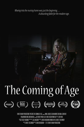Movie poster for The Coming of Age