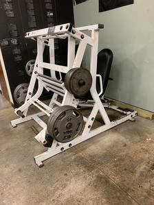 HAMMER STRENGTH PEDULUM LEG PRESS
