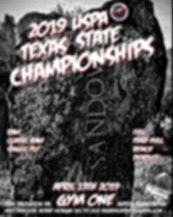 2019 TX STATE CHAMPIONSHIPS