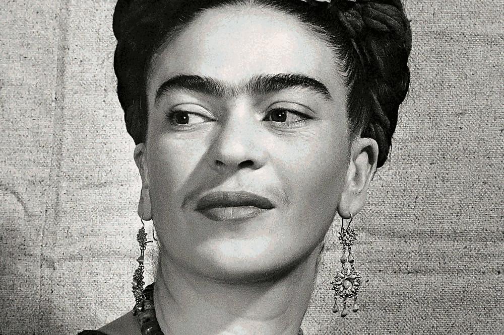 Meksikalı ressam Frida Kahlo