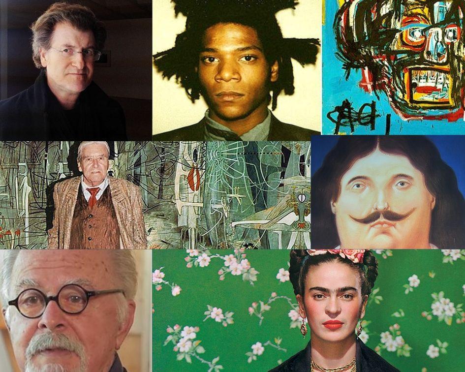 Latin Amerikalı sanatçılar ve eserleri