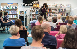 Jubilee Library Reading Event
