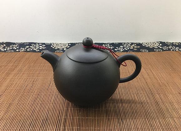 Black Kong Fu Tea Pot Xi Shi - Long Sprout 200cc Made in Taiwan︱西施壺