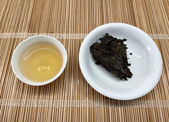 WuYi Hong-Shui Oolong Tea Cake 武夷紅水烏龍茶餅