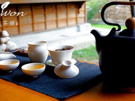 Scented Teas 熏製茶