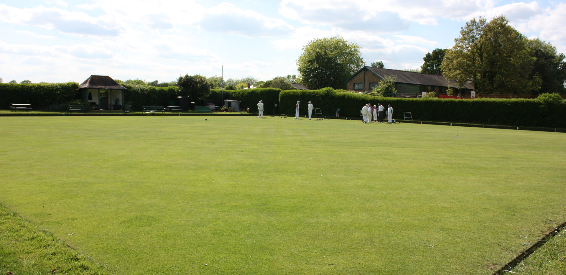 Masonian Bowls Club Green