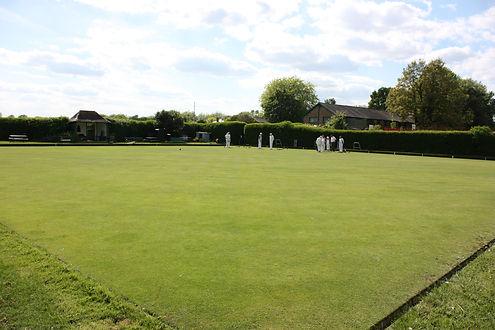 Masonian Bowls Club - Lawn Bowls Green