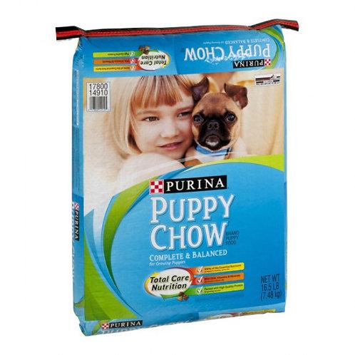 16.5 lb bag of Puppy Food