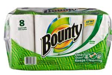 8 pack of paper towels