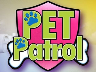 We'll be back with Pet Patrol soon!
