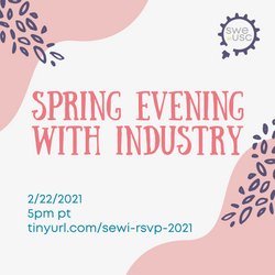 Spring evening with Industry