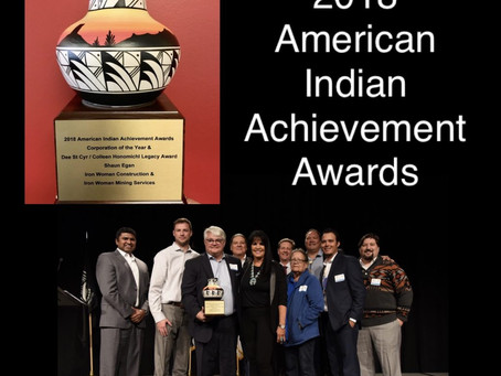 Spotlight on a Native American-owned business: Iron Woman's 20-year mission of sustainable developme