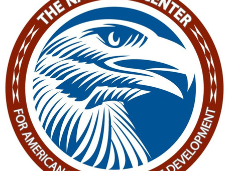The National Center Cheers Passage of the Indian Community Economic Enhancement Act of 2020