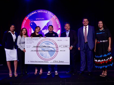 The National Center and UNITY Announces Winner of Business Plan Competition for Youth