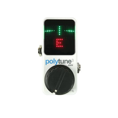 TC Electronic Polytune 3 Mini + Volume Knob Mod