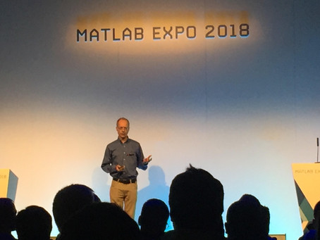 MATLAB Expo at Silverstone