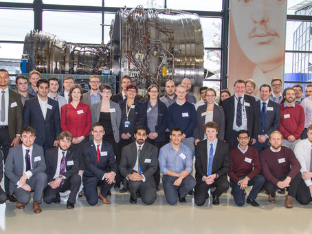 AMRC doctorate research on display at Rolls-Royce global EngD conference