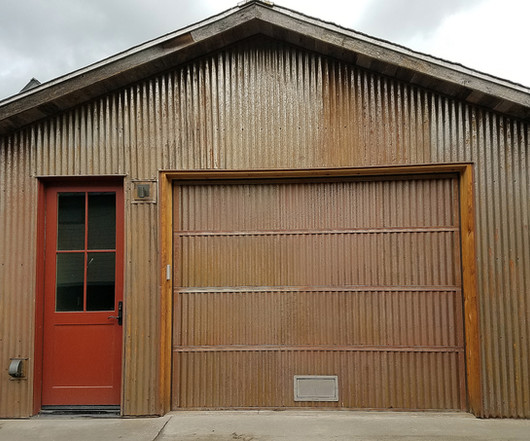 Corrugated to Rust Overlay