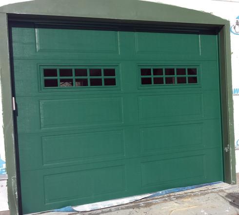 OptiFinish Green Standard door