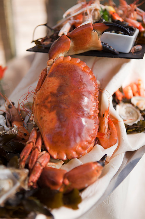 "Le plateau de fruit de mer ""l'Exception"""