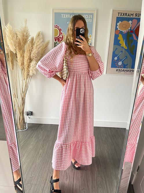 Patty Dress - Pink