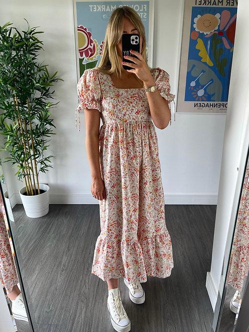 Delilah Dress - Floral