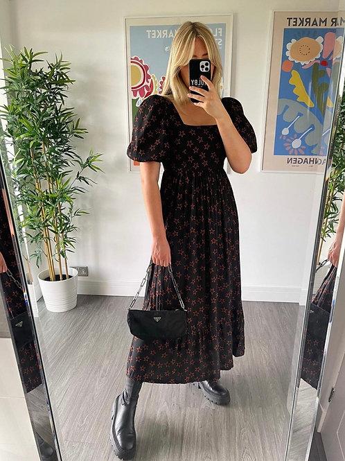 Stella Dress - Star Print