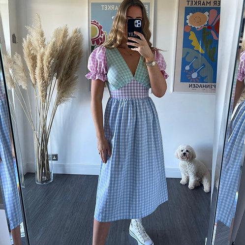 Tilda Dress - Pastel