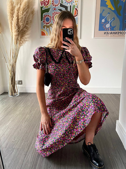 Cath Dress - Floral
