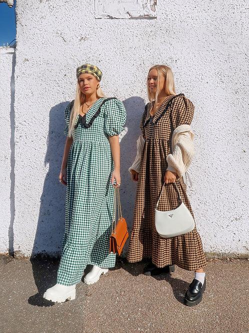 Bertie Dress - Green