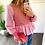 Thumbnail: Tilda Top - Pink/Red