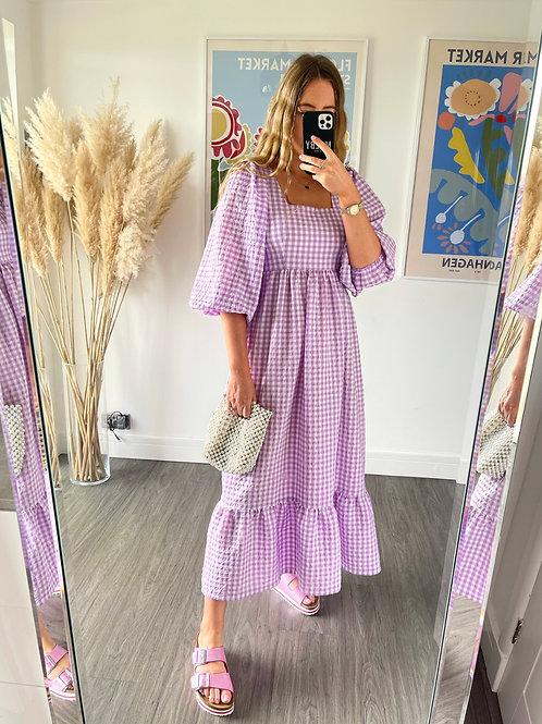 Patty Dress - Lilac