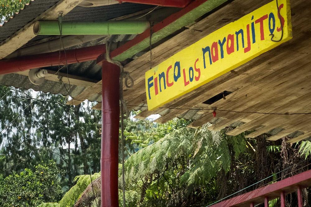 Finca los Naranjitos, Herveo, Tolima