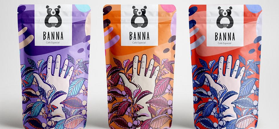 Plan Café Banna 3 Meses