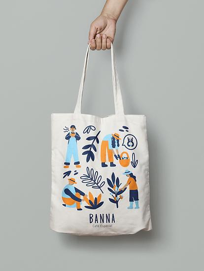 Banna Tote Bag