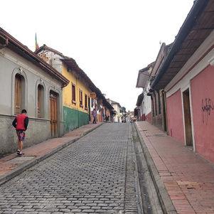 Calle La Candelaria, Bogotá