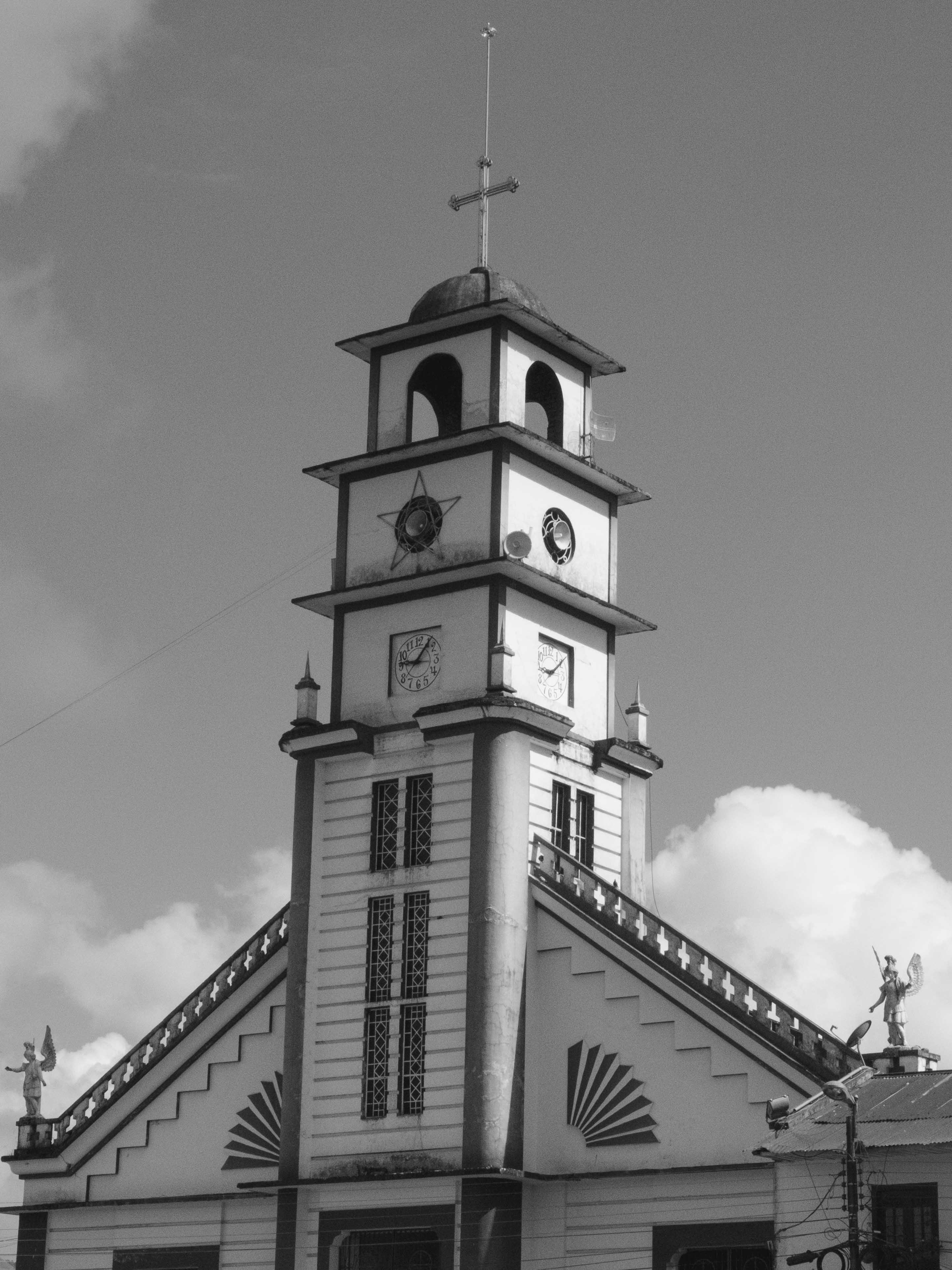 Iglesia en Herveo