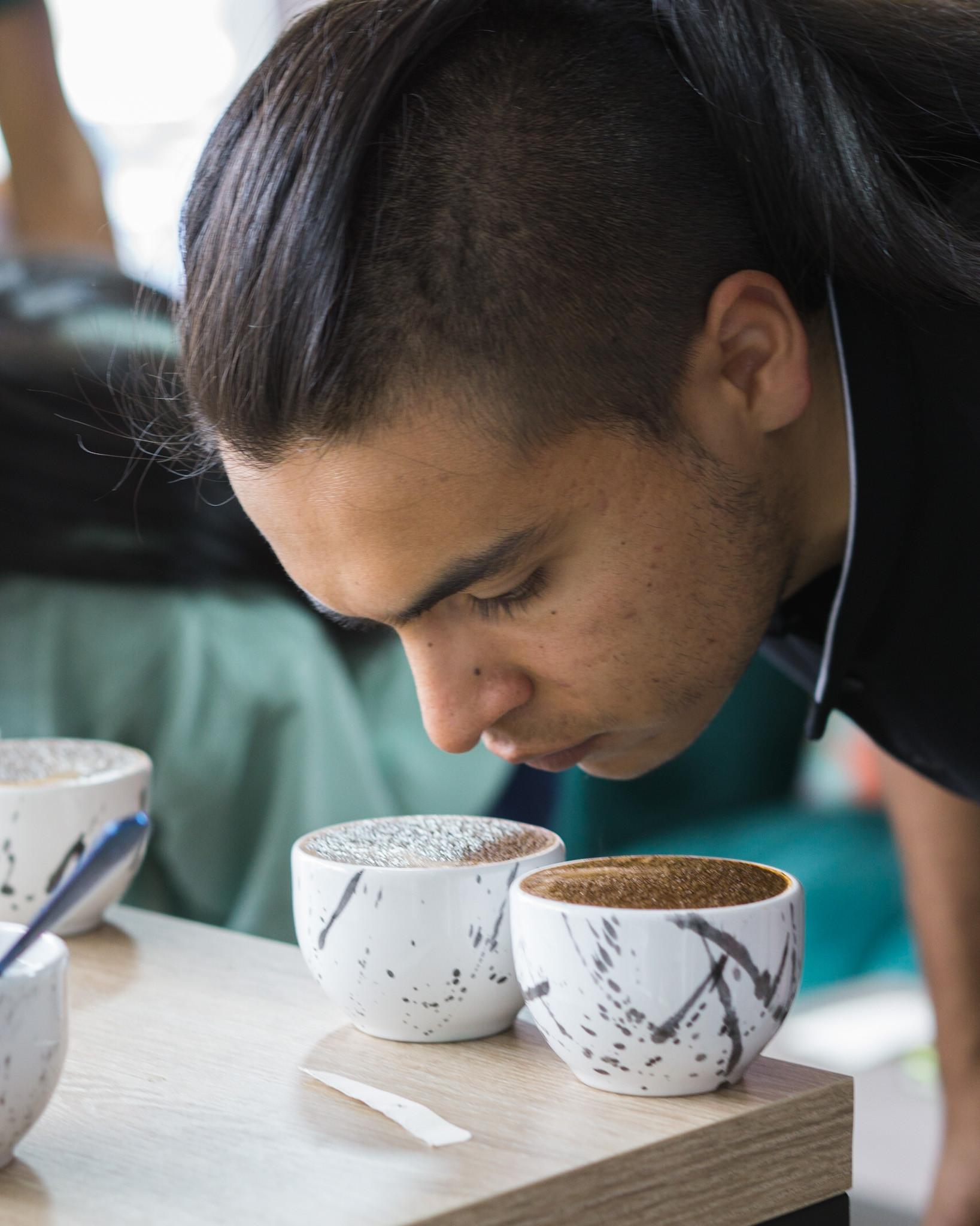 Curso Catación de Café