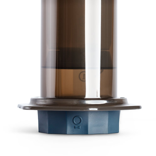 AeroPress con Fellow Prismo