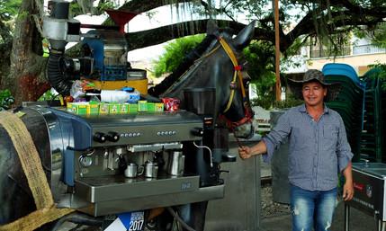 El café más grande del mundo