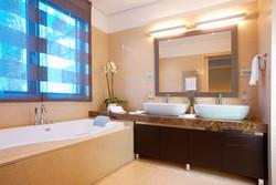 301 master bathroom