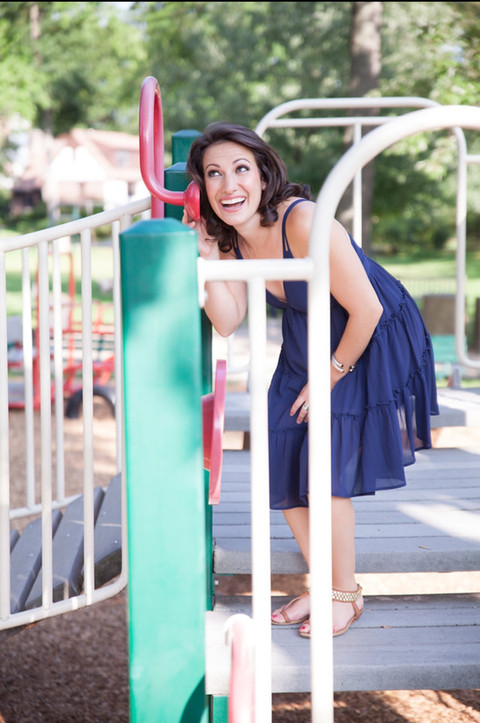 Alex During Her Career Photoshoot