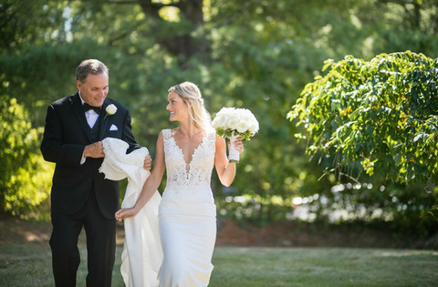 Bride and Father Moments <3