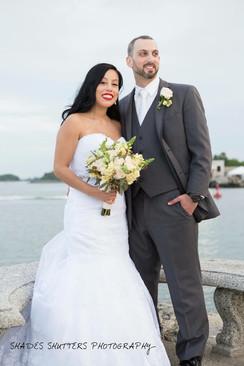 Finally Mr. and Mrs. Pavia