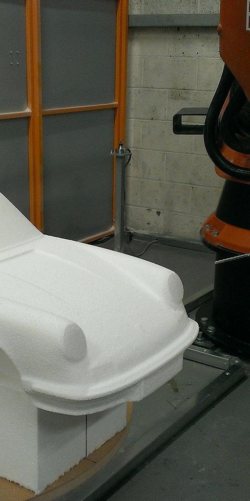 FBFX | CNC Robotic Milling