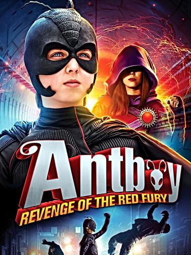 Antboy II: Revenge of the Red Fury (2014)