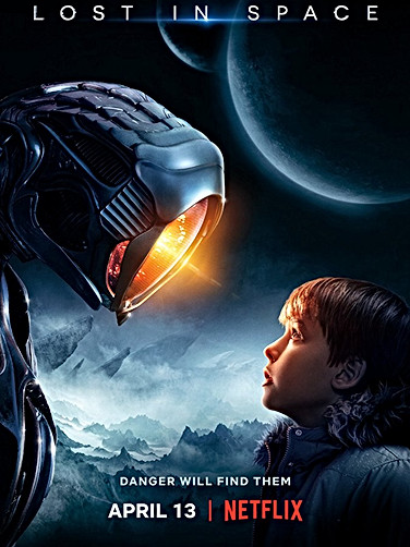 Lost in Space season 1 and 2